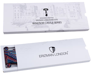 NT118 Erizman London Necktie Set