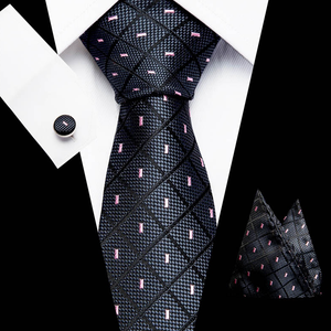 NT016 Erizman London Necktie Set