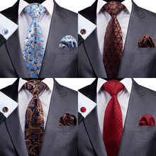 Load image into Gallery viewer, NT083 Erizman London Necktie Set