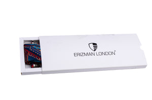 NT082 Erizman London Necktie Set
