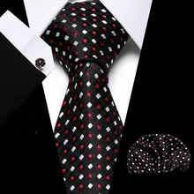 Load image into Gallery viewer, NT035 Erizman London Necktie Set
