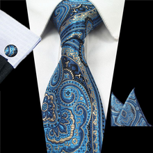Load image into Gallery viewer, NT080 Erizman London Necktie Set