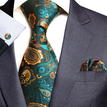 Load image into Gallery viewer, NT073 Erizman London Necktie Set