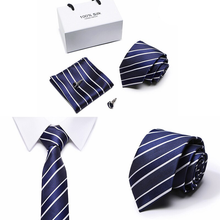 Load image into Gallery viewer, NT052 Erizman London Necktie Set