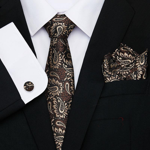 NT068 Erizman London Necktie Set