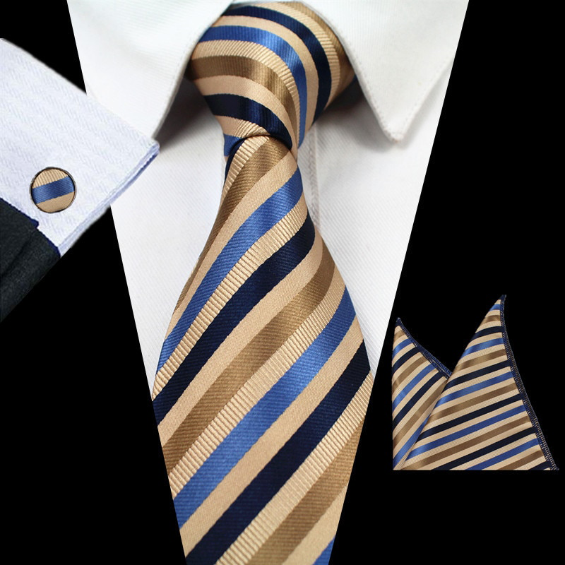 NT105 Erizman London Necktie Set