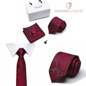 NT011 Erizman London Tie Set