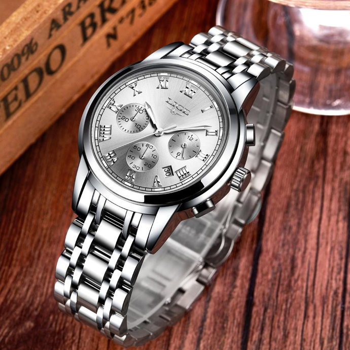 LR054 Original Cristen Lige Chronograph Watch