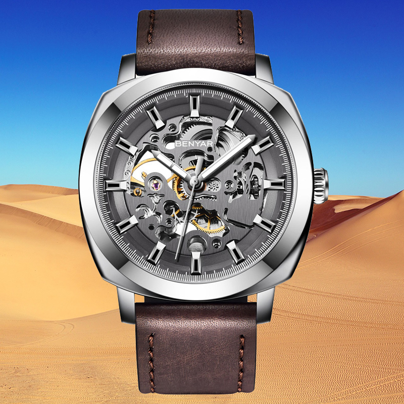 BN031 Skeleton Automatic
