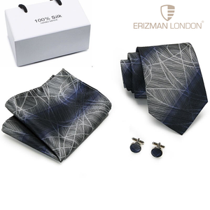 NT009 Erizman London Tie Set