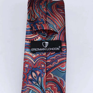 NT111 Erizman London Necktie Set