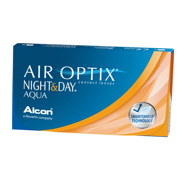 AIR OPTIX Day and Night Aqua