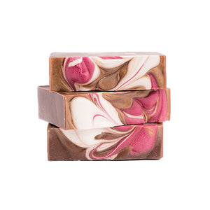 Bodhisattva - This soap is a rich blend of freshly churned butter, sugar, and creamy vanilla bean