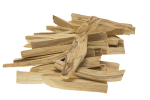 Palo Santo is enjoyed by many for its energetically cleansing and healing properties similar to Sage.