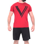 Archetype T-Shirt (Brick Red)
