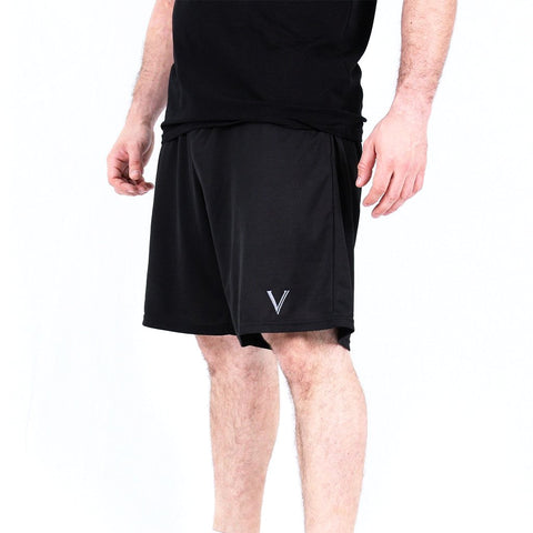 RapiDry Shorts (Jet Black)