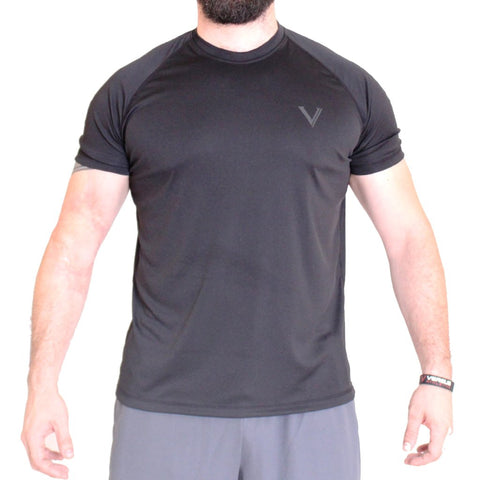 RapiDry T-Shirt (Stealth Black)