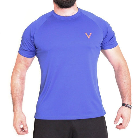 RapiDry T-Shirt (Royal Blue)