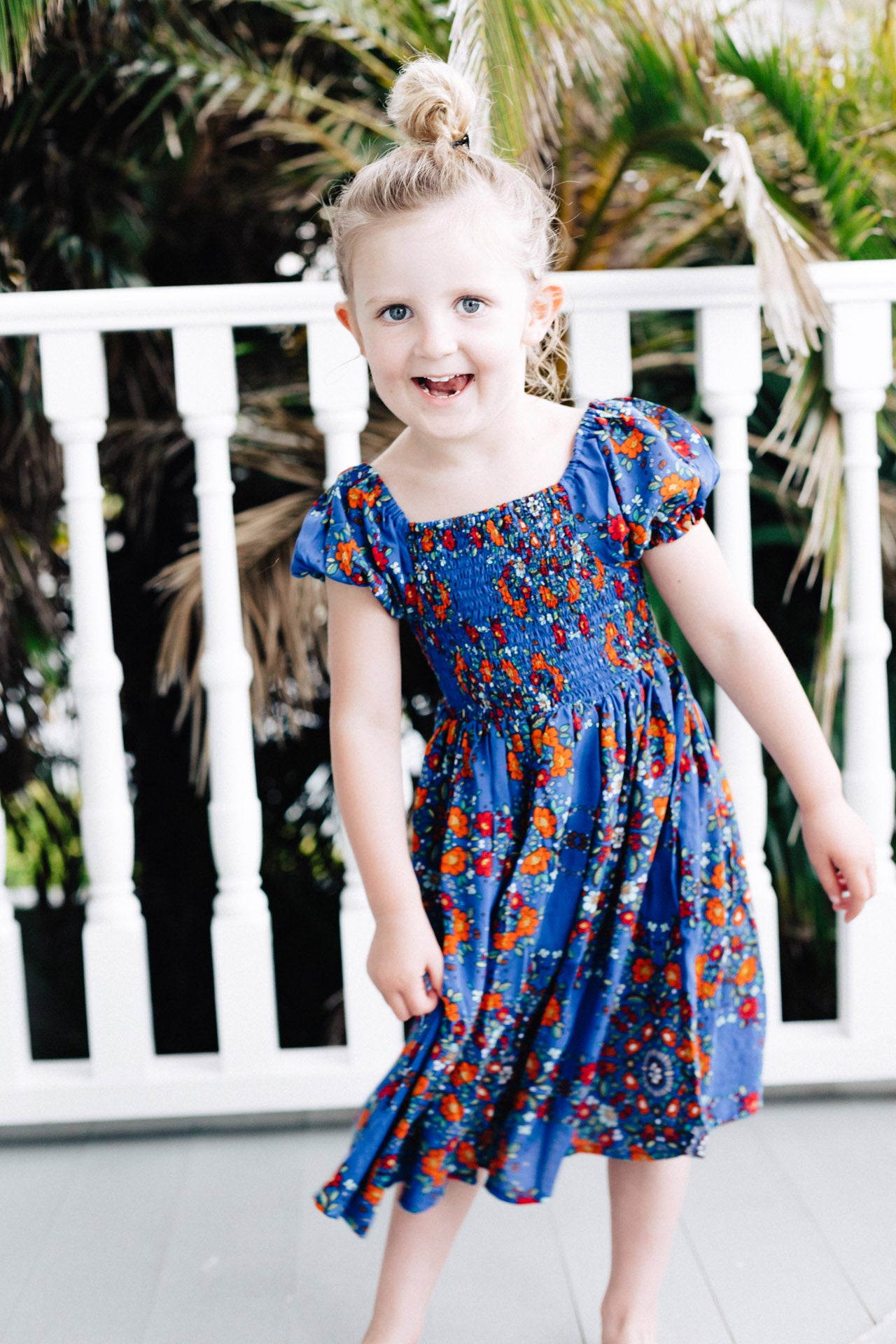 Little Miss Blue Skies Dress