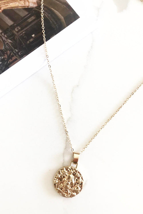 Starsign Necklace - Gemini