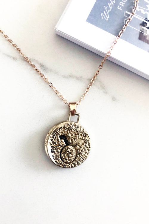 Starsign Necklace  - Taurus