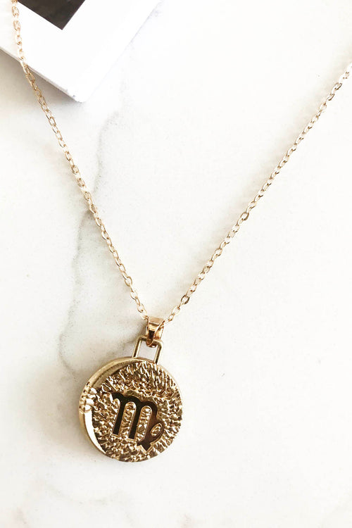 Starsign Necklace - Virgo
