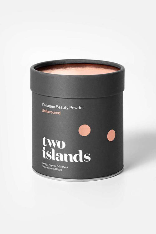 Two Islands Collagen Beauty Powder Natural