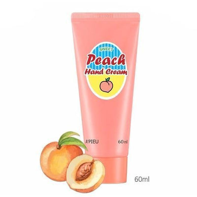 A'PIEU Peach Hand Cream