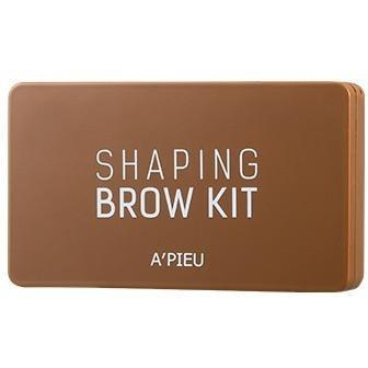 A'PIEU Shaping Brow KIT Dark Brown