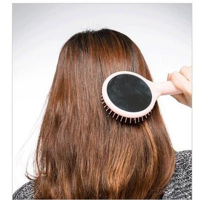 A'PIEU Standing Mirror and Hair Brush