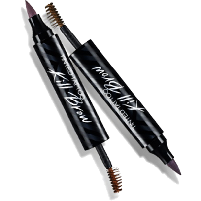 CLIO, Tinted Tattoo Kill Brow, 2in1 Eyebrow Pen & Mascara