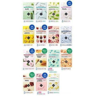 ETUDE 0.2 Therapy Air Mask A Set of 15 sheets