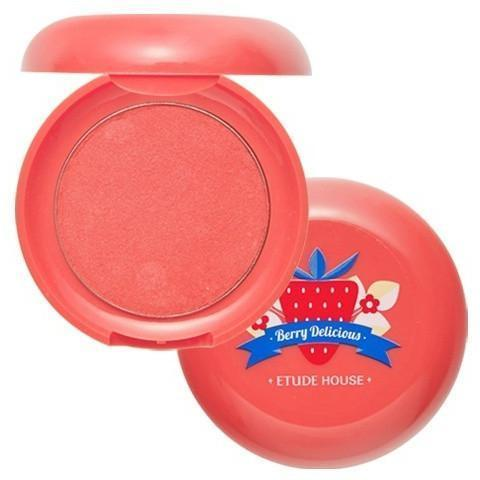 ETUDE Berry Delicious Cream Blusher