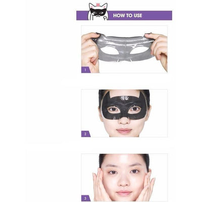 ETUDE Cat's Eye Black Hydrogel Eye Patch