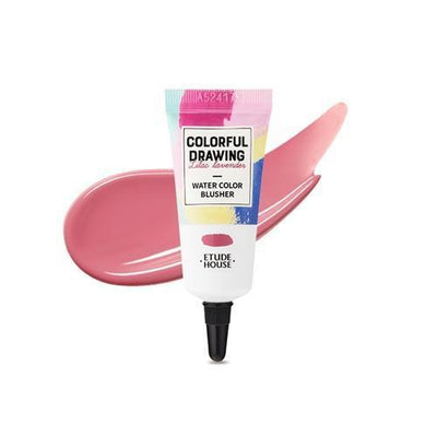 ETUDE Colorful Drawing Water Color Blusher