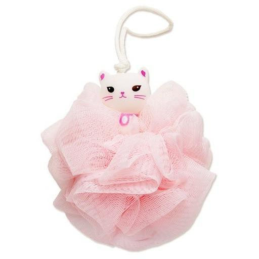 ETUDE My Beauty Tool Lovely Etti Ball Shower Pouf