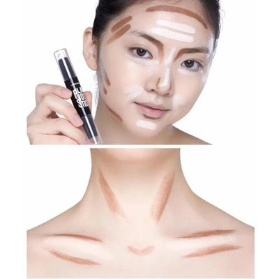 ETUDE Play 101 Stick - Contour Duo - Highlighter and Shading No.2