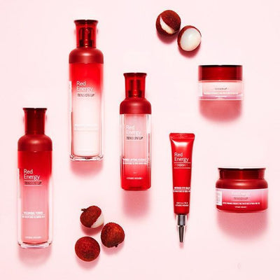 ETUDE RED ENERGY TENSION UP Active Firming Cream