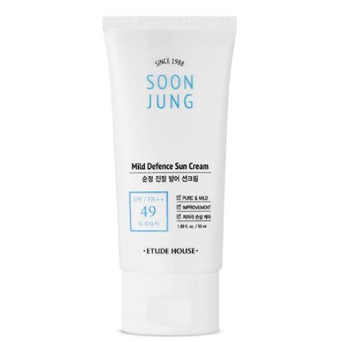 ETUDE HOUSE SoonJung Mild Defence Sun Cream Regular Size