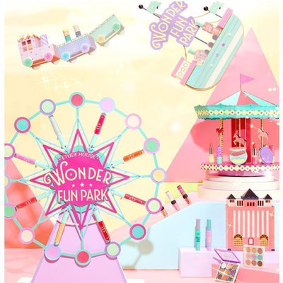 ETUDE WONDER FUN PARK Color Eyes Shaow