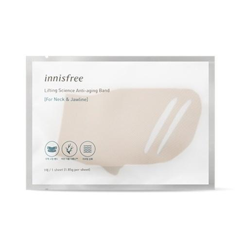 innisfree Lifting Science Anti-Aging Band For Neck and Jawline