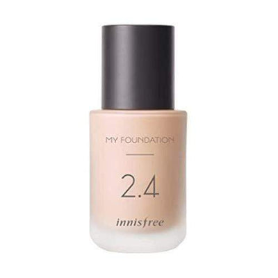 innisfree My Foundation 2.4 Semi-Matte and High Cover