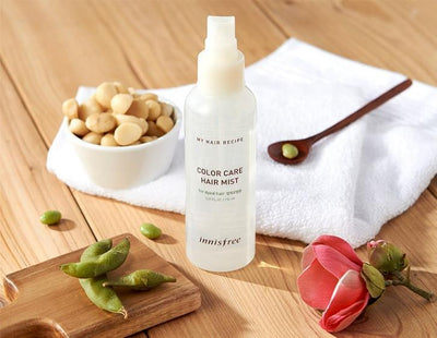 innisfree my hair recipe hair mist