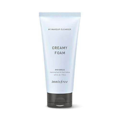 innisfree My Makeup Cleanser Creamy Foam