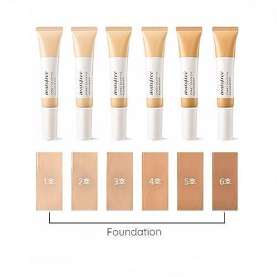 innisfree Smart Drawing Foundation