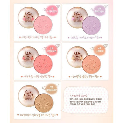 It'S SKIN Babyface Petit Blusher