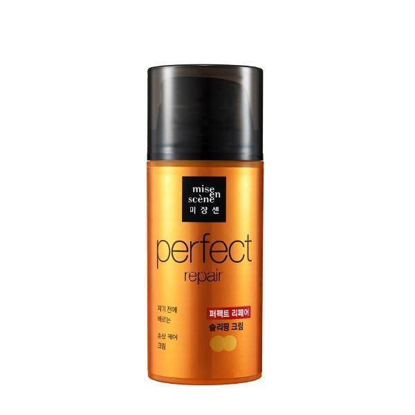 mise en scene Perfect Repair Sleeping Hair Cream