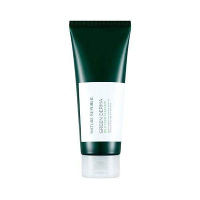 NATURE REPUBLIC Green Derma Mild Foam Cleanser