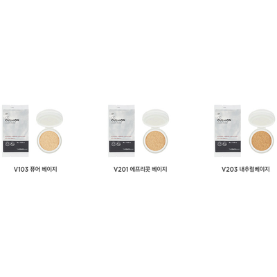 THE FACE SHOP CC Ultra Moist Cushion SPF50+ PA+++ Refill