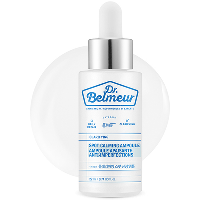 THE FACE SHOP Dr. Belmeur Clarifying Spot Calming Ampoule